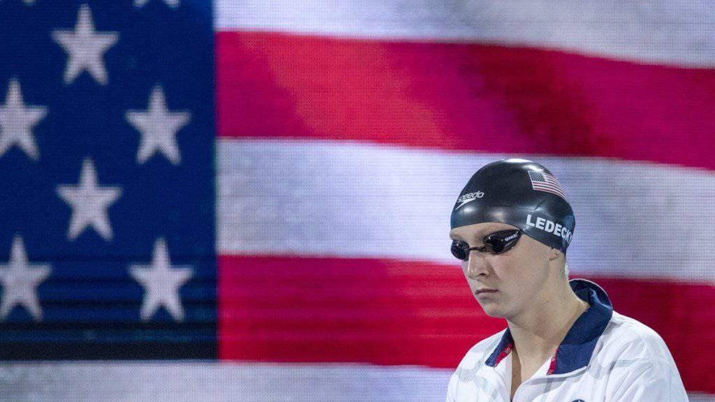 USA dank Dressel und Ledecky wieder «Number one»?