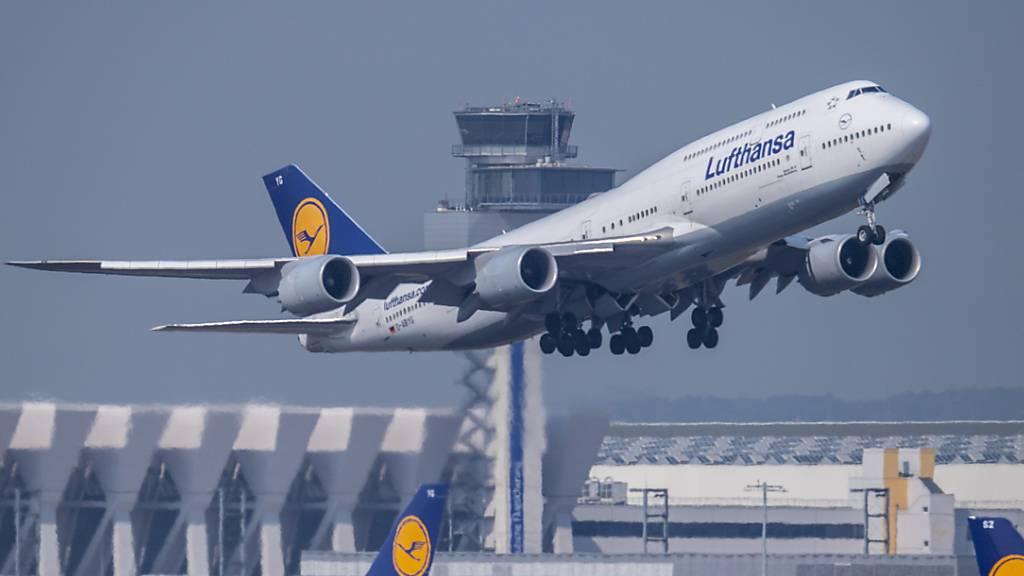 Lufthansa begrüsst nicht mehr die «Damen und Herren»