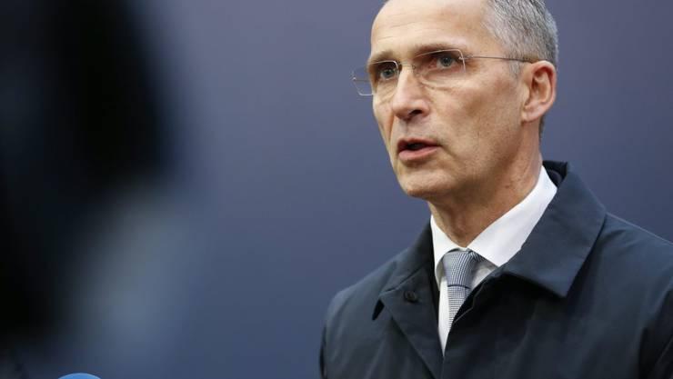 Ein weiteres Treffen des NATO-Russland-Rates schloss Stoltenberg nicht aus. (Archiv)
