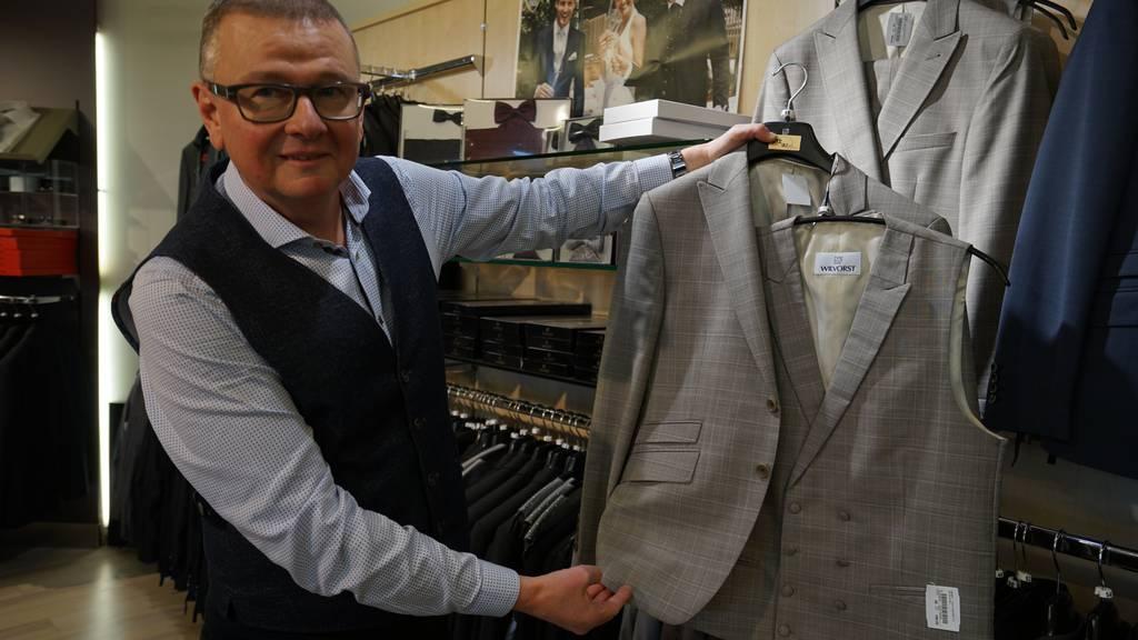 Traumhochzeit 2019: Der passende Anzug von Utz Mode Ruswil