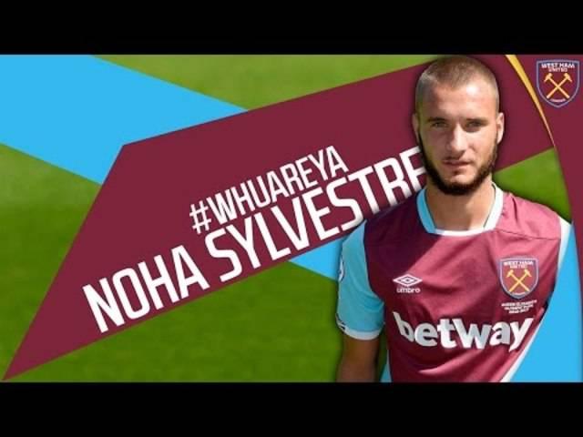 Noah Sylvestre im klubeigenen Interview.