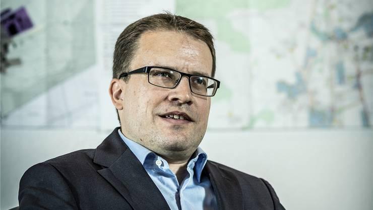 Sieht seine Gemeinde ohne Fusion in Schwierigkeiten: Attelwils Ammann Roger Lehner.