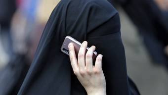 Österreich will voll verschleierte Frauen in der Öffentlichkeit nicht mehr tolerieren (Symbolbild)