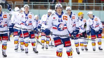Die ZSC Lions gewinnen in der Abstiegsrunde in Rapperswil mit 3:2