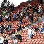 Der Letzigrund am Dienstag im Spiel zwischen Zürich und Sion: Geht es nach der SFL soll das Stadion schon bald mindestens zur Hälfte gefüllt sein