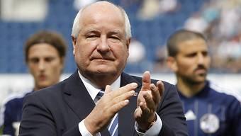 Ehrenpräsident des FC Luzern: Walter Stierli