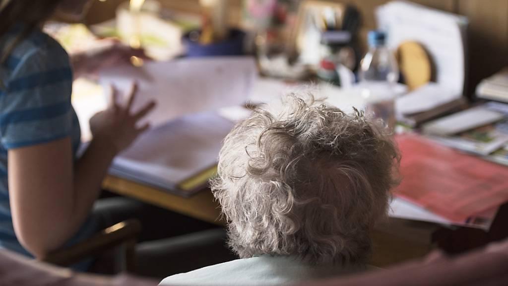 Gewalt im Alter soll mit Prävention verhindert werden