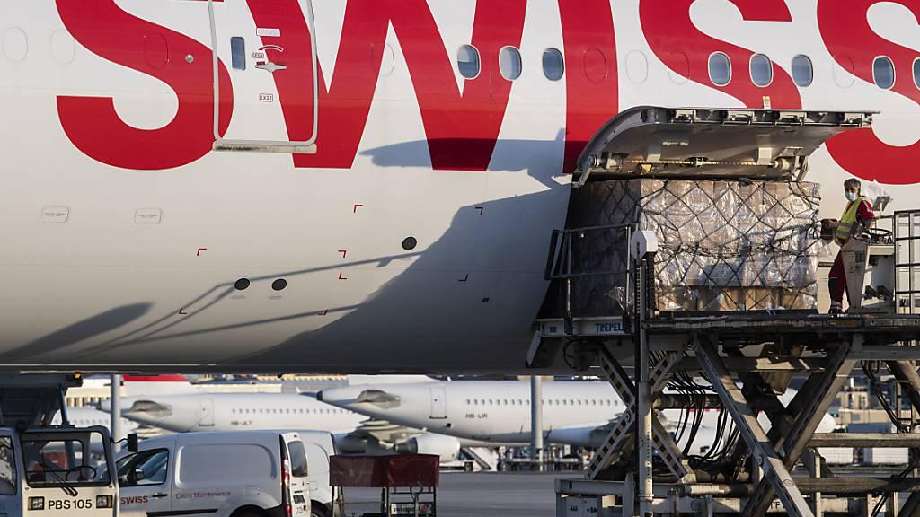 Swiss baut Frachtangebot wieder aus