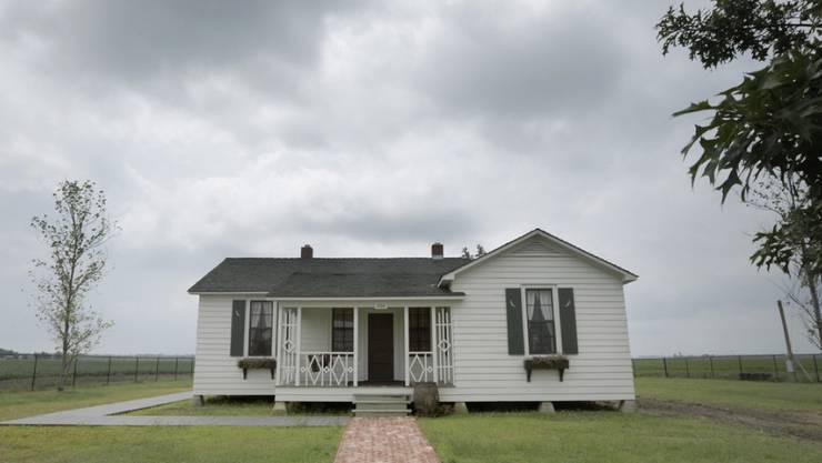 Ein prägender Ort: Das Elternhaus des 2003 verstorbenen Country-Stars Johnny Cash im US-Bundesstaat Arkansas ist zum Kulturdenkmal erklärt worden. (Archivbild)
