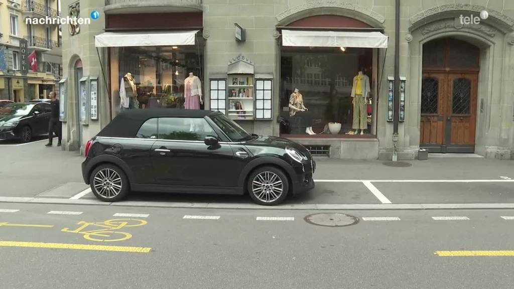 FDP reagiert auf Parkplatzpläne der Stadt Luzern