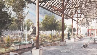 Koch-Areal: Siegerprojekte für Gebäude und Quartierpark liegen vor