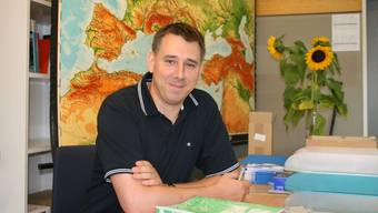 Stefan Dietrich, Präsident der SP Bremgarten