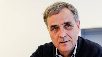 Er könne sein politisches Interesse nicht einfach abstellen: Guy Morin.