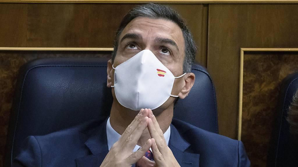 Misstrauensantrag gegen Spaniens Regierungschef gescheitert