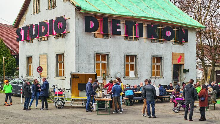 Das Studio Dietikon ermöglicht den Austausch mit der Bevölkerung. Nun wurde der Stadtentwicklungsdialog mit dem dritten Preis ausgezeichnet.