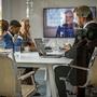 Video-Konferenzen mit Dritten sind beim Bund nicht möglich.