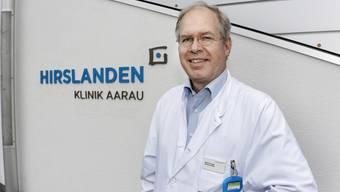 Thierry Carrel arbeitete auch für die Hirslanden-Klinik in Aarau.