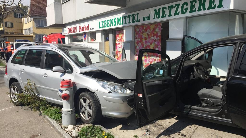 Schwarz vor Augen - Totalschaden nach Unfall