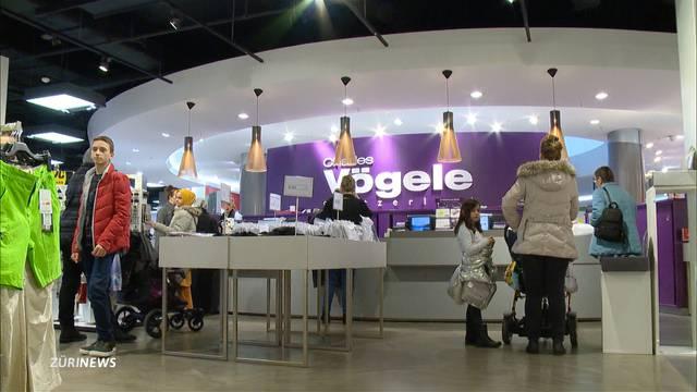 Charles Vögele kündigt 100 Mitarbeitern