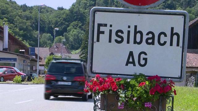 Fisibach nach Zürich: NEIN!