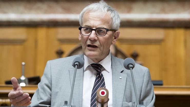 Nationalrat Kurt Fluri (FDP/SO)