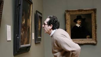 Der angeklagte Kunstfälscher erschien nicht zur Gerichtsverhandlung. (Symbolbild)