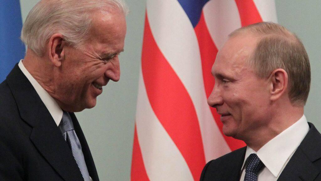 US-Präsident Biden trifft Parmelin und Cassis in Genf vor Putin