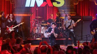 Die Band INXS hat nach 35 Jahren genug (Archiv)