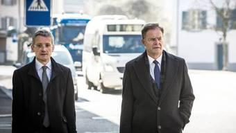 Dubler fordert jenen Teil der Honorare aus seiner Tätigkeit als Verwaltungsrat der BDWM Transport AG zurück, die in der Zeit von 2010 bis 2015 der Gemeinde Wohlen ausbezahlt worden sind. (Archivbild)