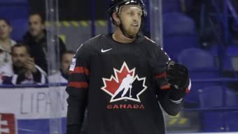 Kanadas Anthony Mantha hat nach vier WM-Spielen bereits neun Skorerpunkte auf dem Konto