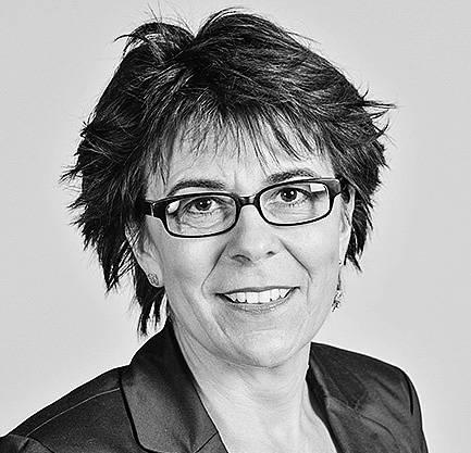 Ruth Steiner, Redaktorin Lenzburg