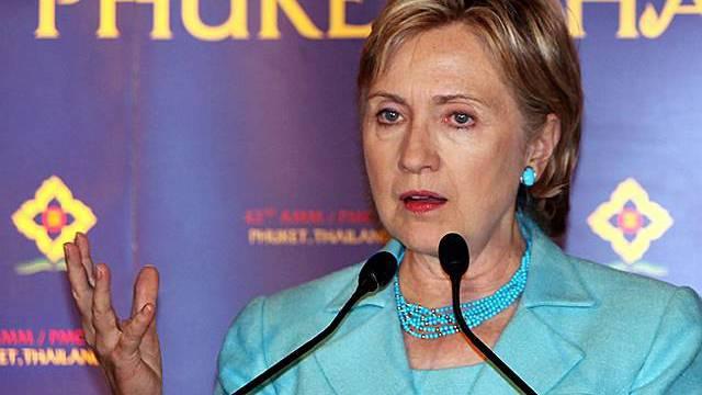Clinton auf Phuket