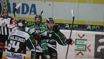EHC Olten - Rapperswil-Jona Lakers, 24.02.2017