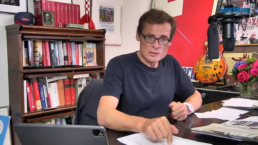 Roger Köppel wirbt für Corona-Impfung: «Wir beobachten eine Pandemie der Ungeimpften»