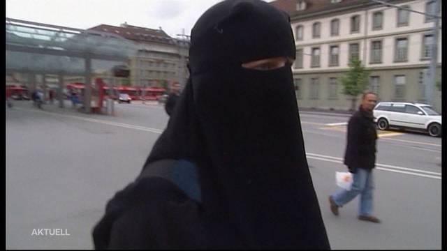 Burka-Verbot: Bundesrat präsentiert Gegenvorschlag