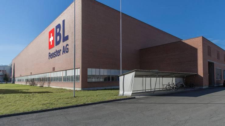 BL Fenster AG konkurs