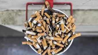 Neuer Anlauf für Werbeverbote: Die Gesundheitskommission des Ständerates will Zigarettenwerbung in Zeitungen, Zeitschriften und Internet verbieten.