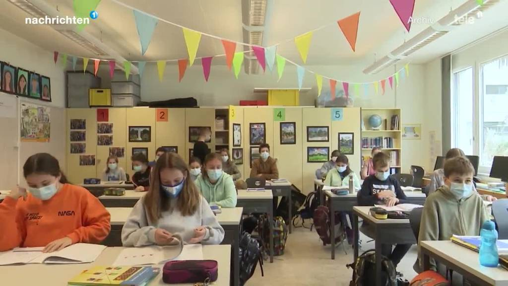Zug hebt Maskenpflicht an Schulen auf