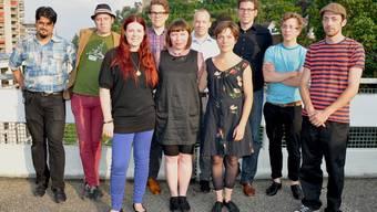 Das Freiluftkino-Team freut sich auf das 7. Freiluftkino. salomé meier