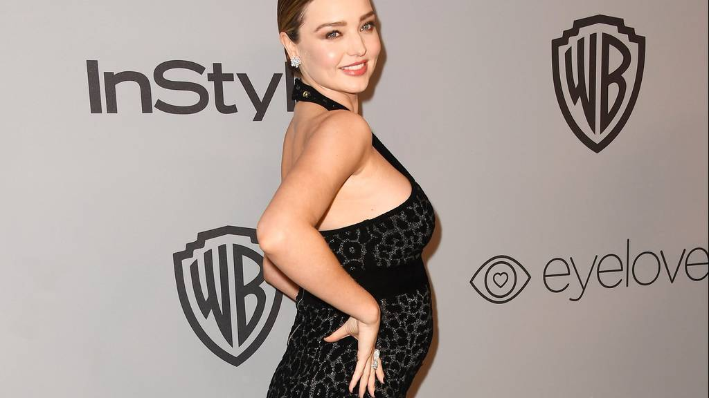 Miranda Kerr ist wieder schwanger