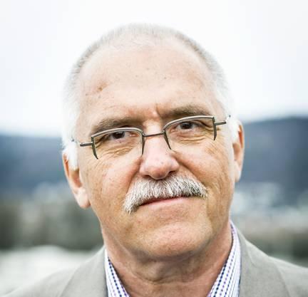 Jörg Dätwyler, SVP-Gemeinderat in Dietikon