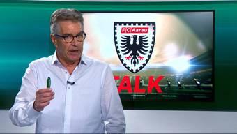 Die AZ-Fussballexperten Ruedi Kuhn und Sebastian Wendel über das Aarauer Goalie-Problem und dessen Ursache.