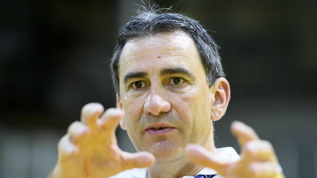SFV-Sportdirektor Laurent Prince hört Ende Saison auf