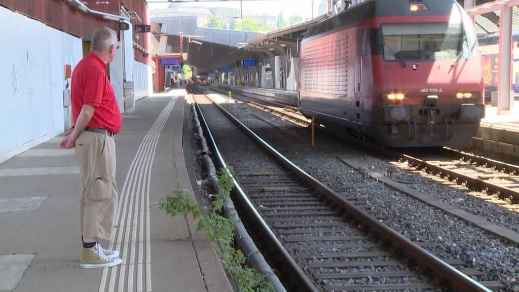 Vorsicht am Gleis: So sind Sie sicher unterwegs