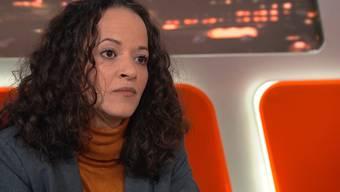 «Ich liebe sie über alles»: Michelle Halbheer sprach in der Sendung TalkTäglich über die Beziehung zu ihrer Mutter.