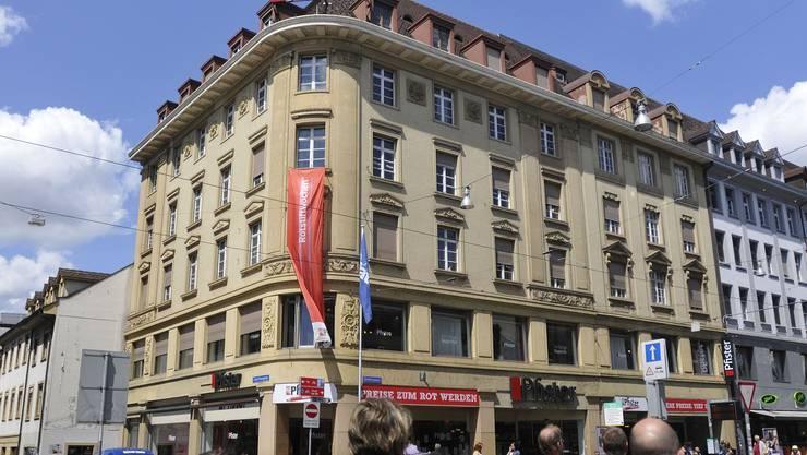 Möbel Pfister Verschwindet Aus Dem Kleinbasel Basel Stadt Basel