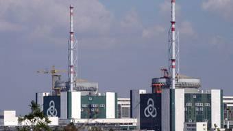 Blick aufs Atomkraftwerk Kosloduj (Archiv)