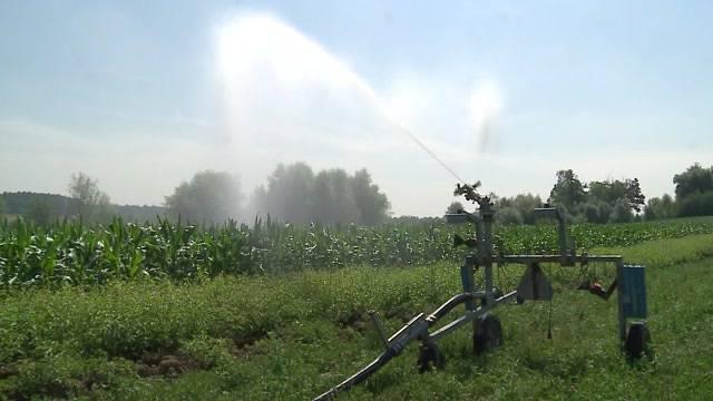 Bauern fordern Wassernutzungsrecht