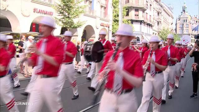 Rekord: 80 Orchester mit 3'700 Jugendlichen machen Musik