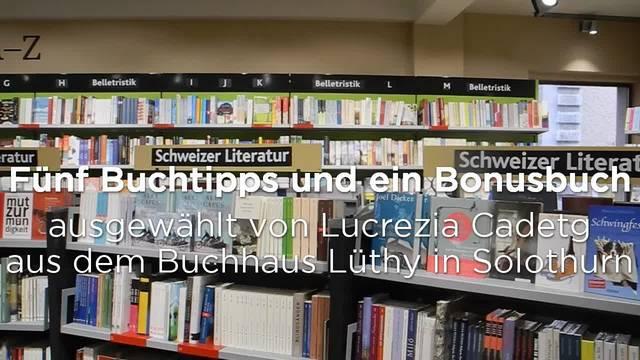 Herbst-Lesetipps von Lucrezia Cadetg